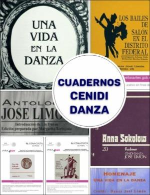 Cuadernos del Cenidi Danza José Limón