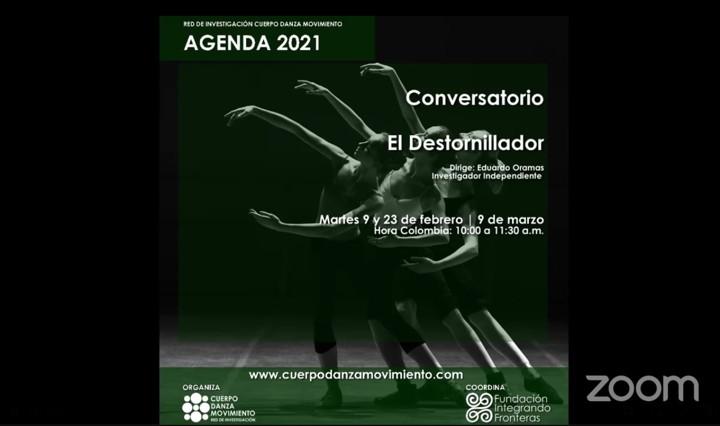 Conversatorio El Destornillador (9 Feb 2021)