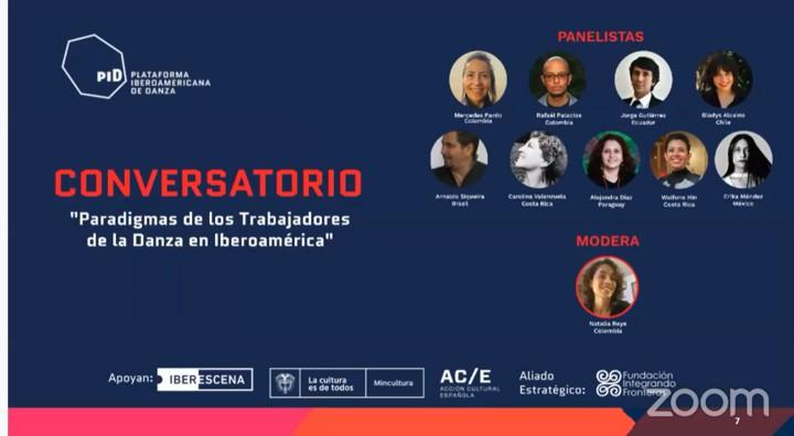 Paradigmas de los trabajadores de la Danza en Iberoamérica